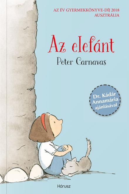 Az elefánt - Peter Carnavas